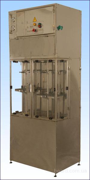 Полуавтомат для розлива ликероводочных изделий