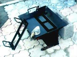 Вибростанок для производства шлакоблоков (строительных блоко.