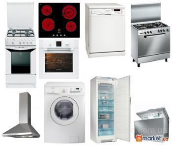 подключение стиральных машин, посудомоечной машины к водопроводу и канализации  в Киеве