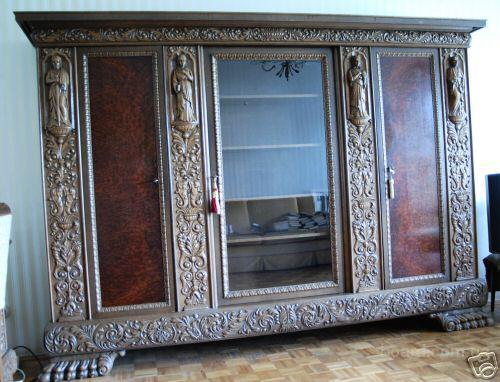 Антикварный кабинет
