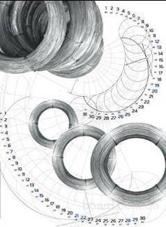Волочение металла- процесс обжатия металла заготовки при протаскивании ее через волоку - инструмент с отверстием...