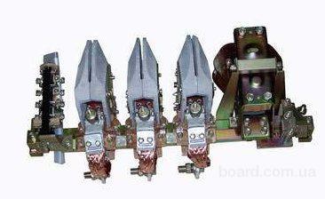 Контакторы КТП 6050 предназначены для дистанционного включения и отключения силовых...