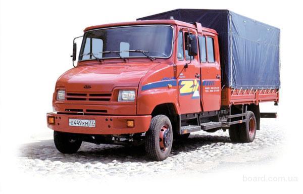 ЗиЛ-5301ME бортовой.