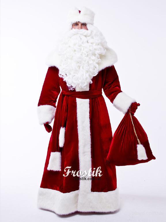 Костюмы Деда Мороза в Украине