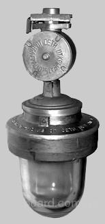 Взрывозащищенный светильник ВЗГ-200, НСП 57-200