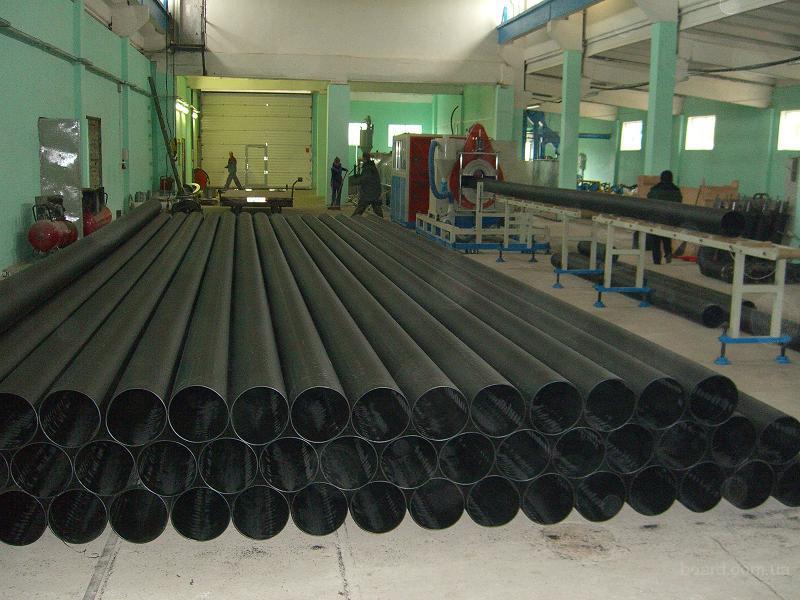 Продам экструзионную линию для производства ПИ труб оболочек.