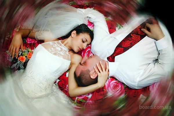 Съемка и монтаж Свадьба видео и фото. Качественно и недорого