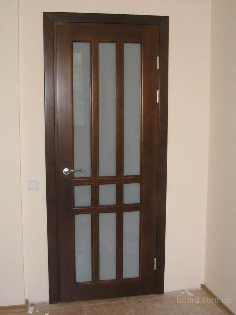 Изготовляем двери