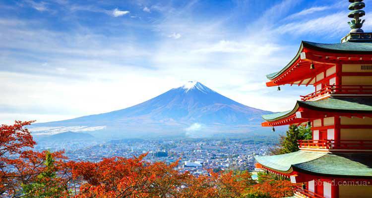 Индивидуальные туры в Японию по доступной стоимости