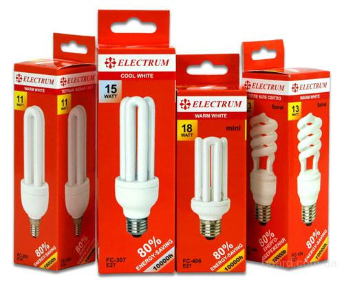 Енергозберігаючі лампи продам