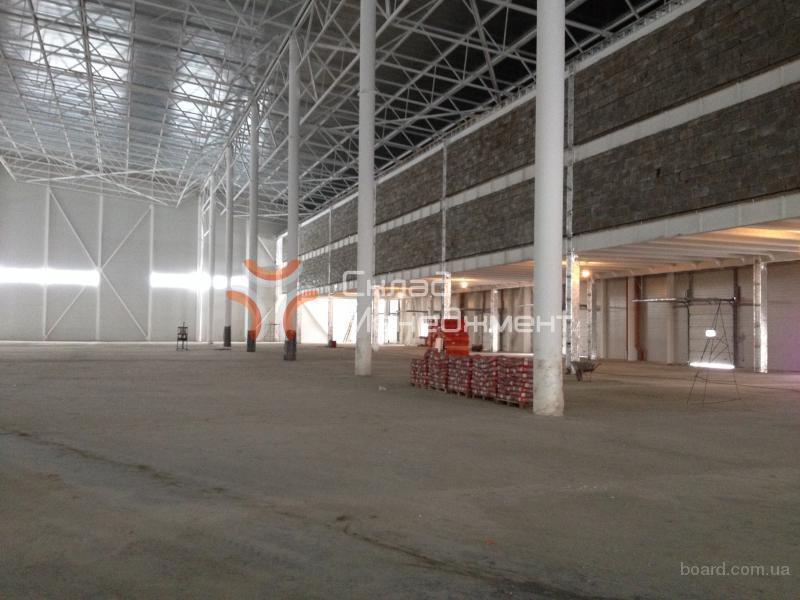 Аренда складских помещений в Москве и подмосковье
