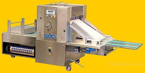 Оборудование  сахарного печенья POLIN - Италия