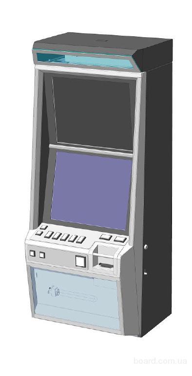 Сертифицированные игровые автоматы,букмекерские терминалы, корпуса, игровые платы,