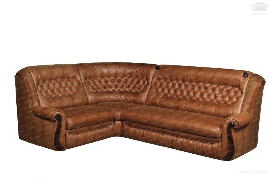 Мягкая мебель от компании STOP-мебель