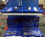 Профессиональный ручной инструмент компании King Tony в Украине