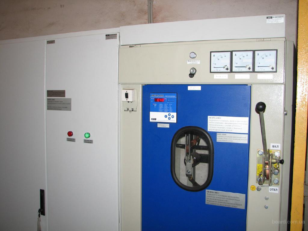 Другие фото Автоматические конденсаторные установки 6, 10кВ.