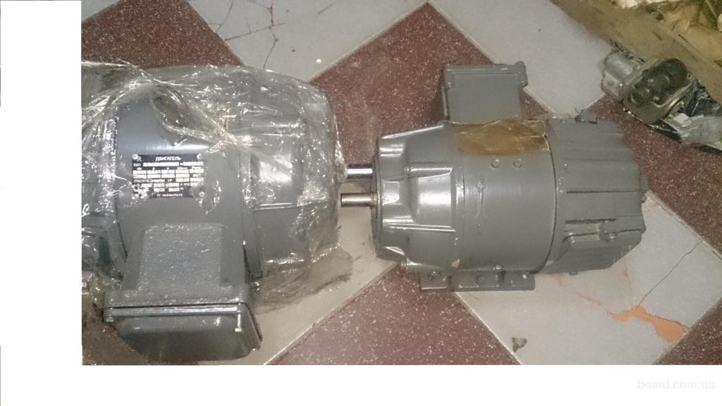 Продам  Электродвигатель П22М  0,9кВт, П11 0,3кВт