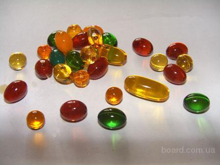 Желатиновые капсулы