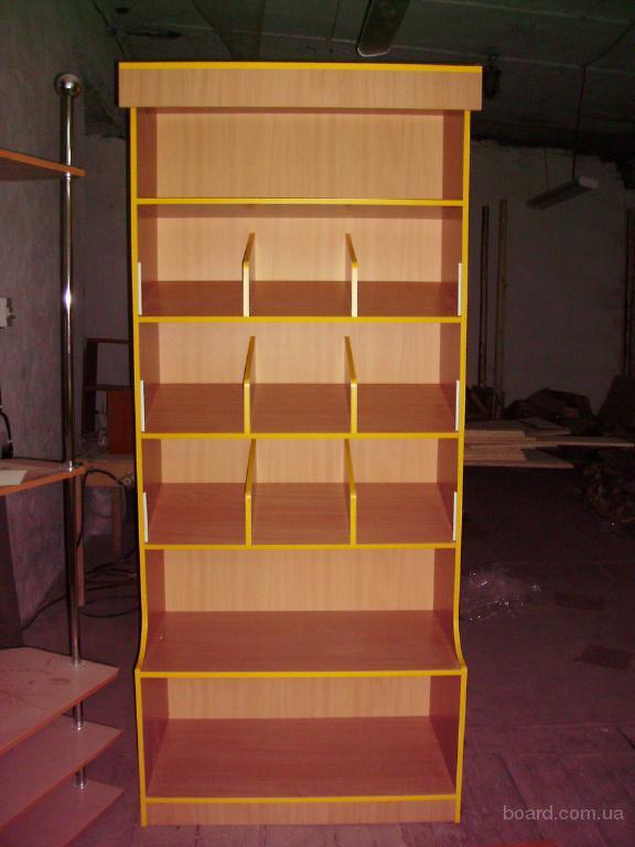 Торговое оборудование от производителя в Санкт-Петербурге. Изготавлеваем витрины, прилавки, стеллажи