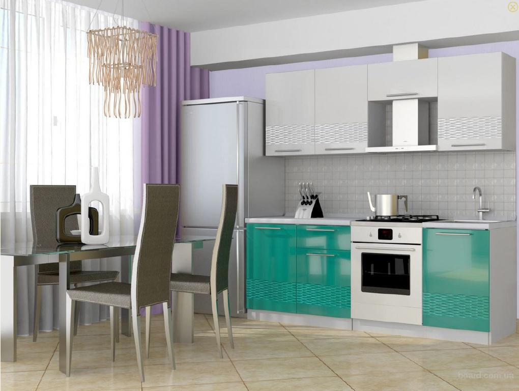 Выбираем удобную мебель для маленькой кухни