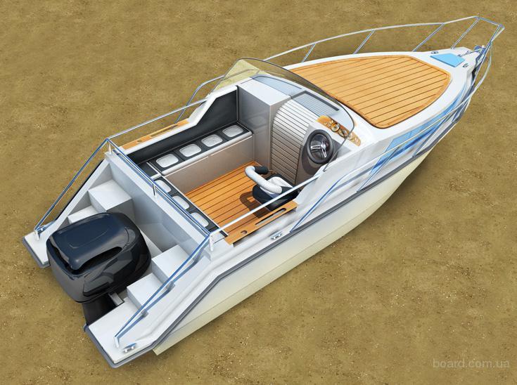 Производство катеров и моторных лодок в россии