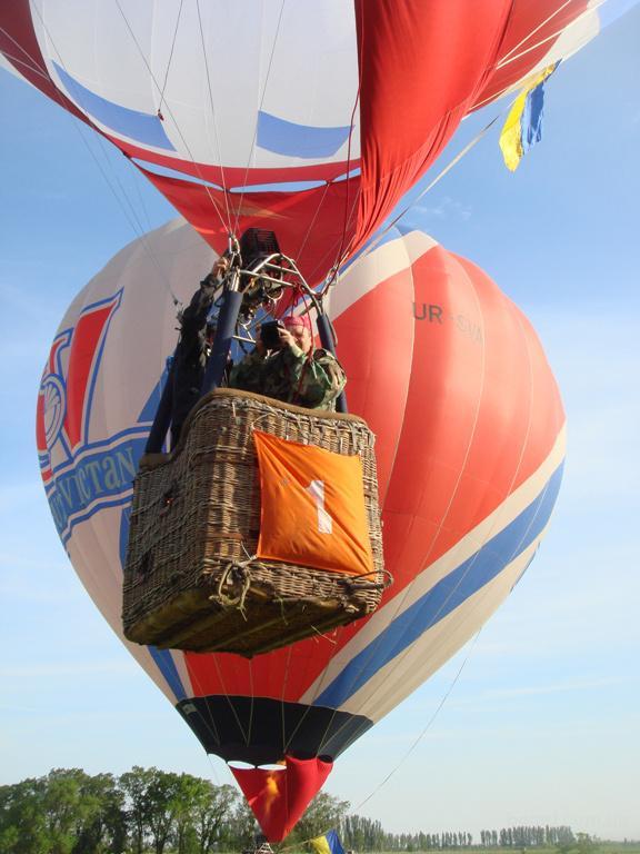 Полеты на воздушном шаре - самые романтические наши подарки