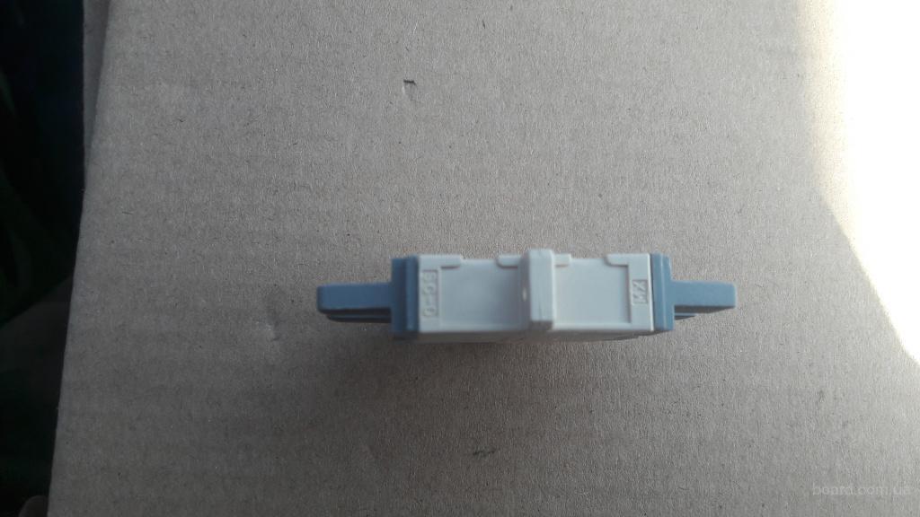 Adaptor Molex адаптер оптический SC/PC-SC/PC duplex