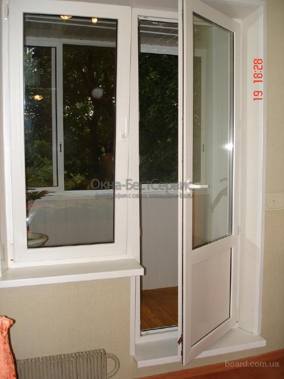 Пластиковые окна балконный блок фото.