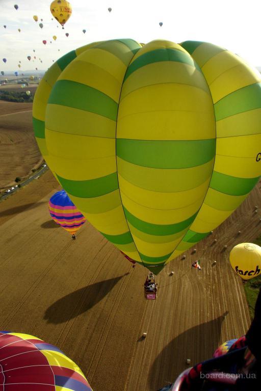 Полёты на воздушных шарах!