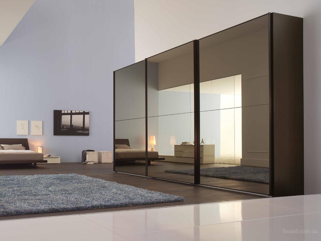 Шкафы купе на заказ Mebelukraine – современная мебель в вашем интерьере