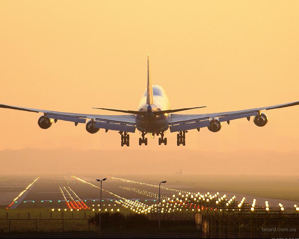 Доставка срочного груза воздушным транспортом