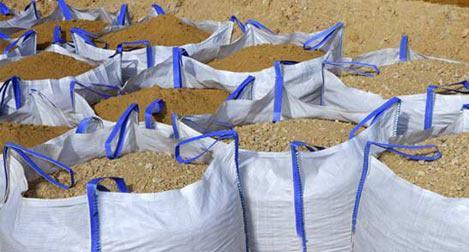 Кварцевый песок для фильтров очистки воды в Санкт-Петербурге и области