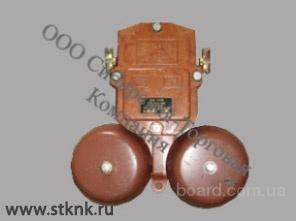 Светильник ЛСР1.1, Муфта ТШМ-60, Коробка КР; Звонок СВ-1, СЗВ;  СЗВ.1.2М