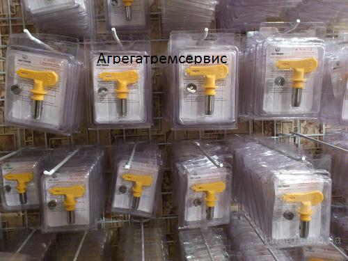 Сопло (форсунка) окрасочное к агрегатам высокого давления Вагнер, Грако и др