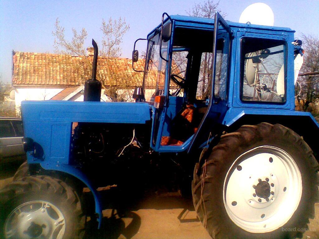 Купить трактор мтз-82...