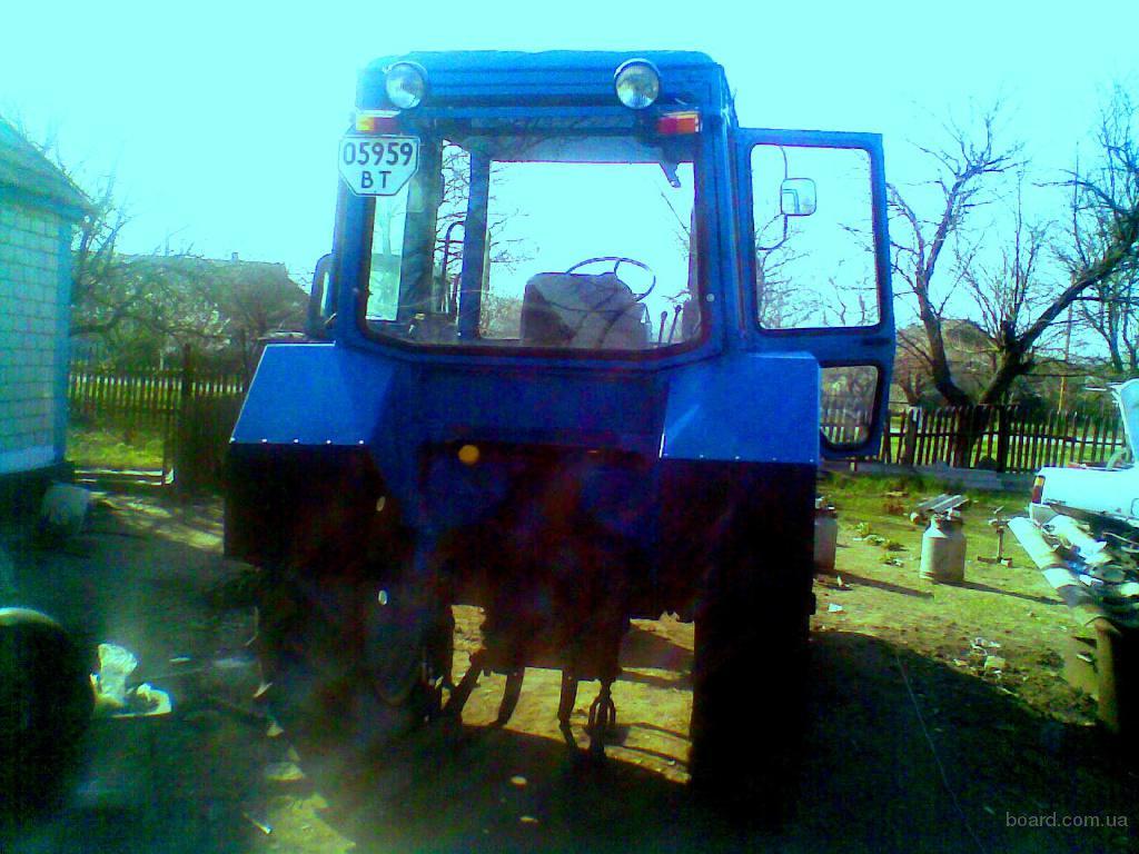 Кабина трактора своими руками