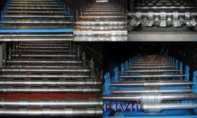Профилегибочные линии LIVIL