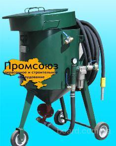 Абразивоструйный пескоструйный агрегат АА-100