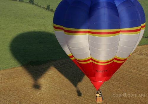 Політ на повітряній кулі, політати на кулі просто!