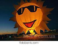 Полет на воздушном шаре - самый желанный подарок!