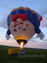 Подарок Полет на воздушном шаре в Киеве