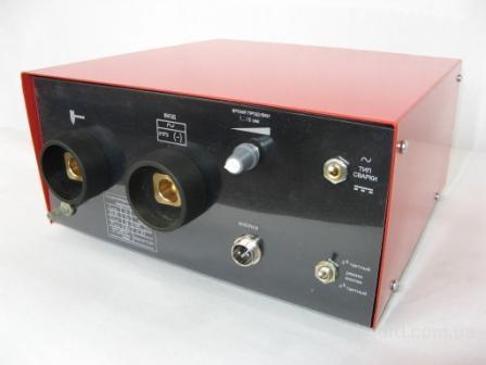 Осциллятор-стабилизатор сварочной дуги ОССД-300 выполняет следующие функции: 1) бесконтактное возбуждение сварочной...