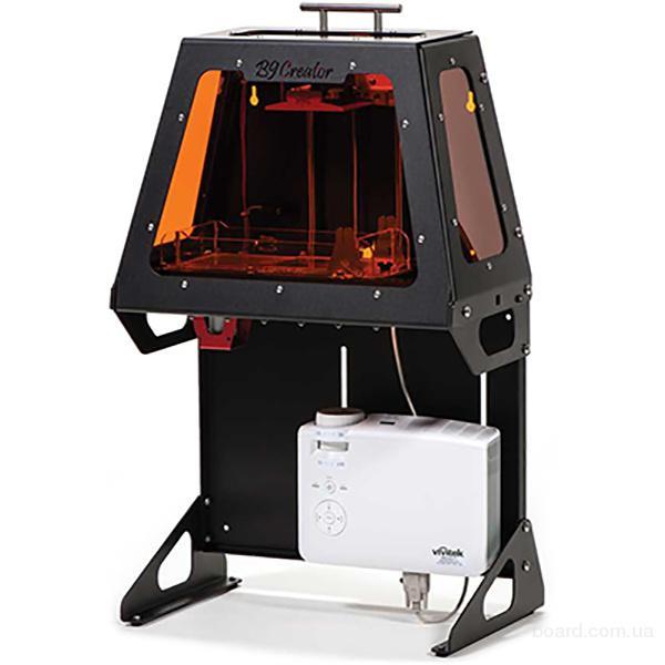 Продажа и печать на 3D принтере в Украине