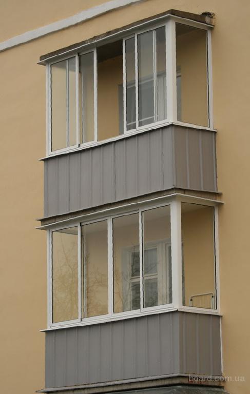 Балкон, лоджия - остекление, ремонт, отделка, кры прочее в с.