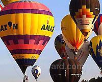 Полет на воздушном шаре - Приключения! Романтика!