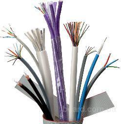 Кабели и провода монтажные