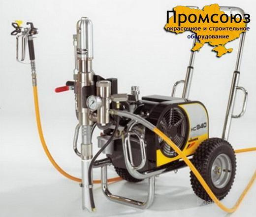 Окрасочный агрегат Wagner HC-940/960 - E/G
