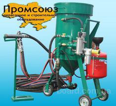 Термоабразивная установка ТАУ 100/200
