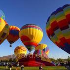 Полёт на воздушном шаре, Полет Фестиваль воздушных шаров!