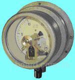 Манометр диаметром 63 мм резьба подключения М12х1,5. Манометр электроконтактный ВЭ16РБ(ВЗГ) .